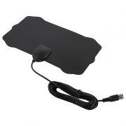 Антенна комнатная для ТВ, VHF/UHF, DVB-T2, активная, USB, Smartbuy (SB-DA-T2-W88AMPL)