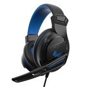 Гарнитура SmartBuy RUSH BEATEM, игровая, черн/синяя (SBHG-9630)