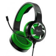 Гарнитура SmartBuy RUSH MACE, игровая, зеленая (SBHG-8200)