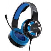 Гарнитура SmartBuy RUSH MACE, игровая, синяя (SBHG-8300)