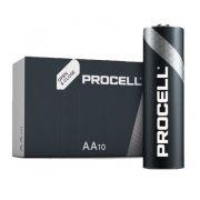 Батарейка AA DURACELL PROCELL LR6, 10 шт, в коробке