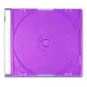 BOX 1 CD Slim Case, фиолетовый (коробочка на 1 CD Slim)