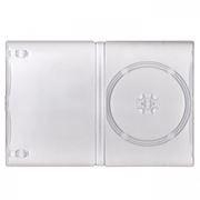 BOX 1 DVD 14mm, прозрачный, глянцевая пленка, A-Media (Россия)
