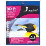 Диск BD-R Smarttrack 25 Gb 4x, Blue Ray Box