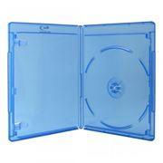 BOX 1 Blue Ray 11mm, синий, глянцевый, с лого