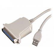 Адаптер USB Am - LPT(Centronics 36 M) для принтера, 1.8 м, Gembird  (CUM-360)