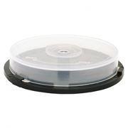 Коробка-банка полипропиленовая на 10 CD-DVD дисков
