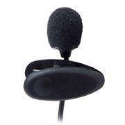 Микрофон RITMIX RCM-101 Black для диктофона