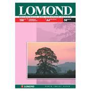 Бумага A4 LOMOND глянцевая 150 г/м, 50 листов (0102018)