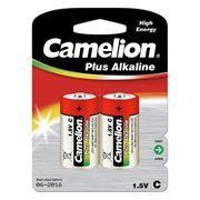 Батарейка C CAMELION Plus Alkaline LR14-BP2, 2шт, блистер