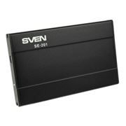 Внешний контейнер для 2.5 HDD S-ATA SVEN SE-202 Black USB2.0