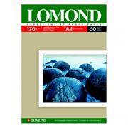 Бумага A4 LOMOND глянцевая 170 г/м, 50 листов (0102142)
