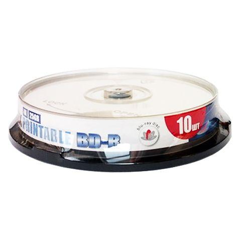 Диск BD-R Mirex (MBI) 25 Gb 4x InkJet Printable, Cake B...