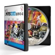 Диск DVD-R Mirex 4,7 Gb 16x Cinema Show