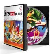 Диск DVD-R Mirex 4,7 Gb 16x Athletic Contest, 10шт в пластиковом портмоне