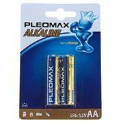 Батарейка AA SAMSUNG PLEOMAX LR6-2BL, щелочная, 2шт, блистер