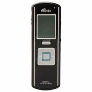 Диктофон цифровой RITMIX RR-690 1Gb, без упаковки [уцененный товар]