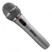 Микрофон RITMIX RWM-101, титан, беспроводной