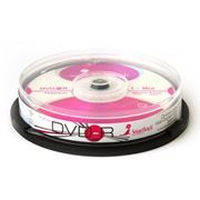 Диск DVD-R SmartTrack 4,7 Gb 16x, Cake Box, 10шт