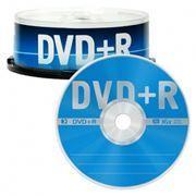 Диск DVD+R DATA STANDARD 4,7 Gb 16x, Cake Box, 25шт (13420-DSDRP04M)