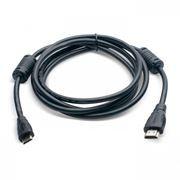 Кабель HDMI mini - HDMI 19M/19M, 1.8 м, Sven