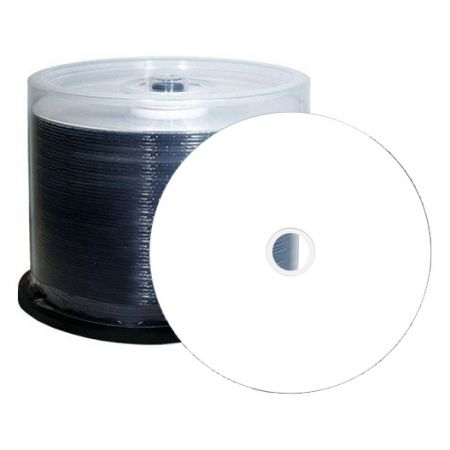 Диск BD-R CMC 50 Gb 6x Full Ink Printable, Cake Box, 50...