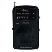 Радиоприемник RITMIX RPR-2060 Black