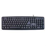 Клавиатура DIALOG KS-020BU USB, черная