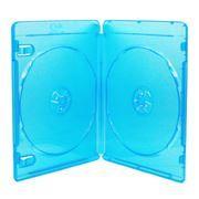 BOX 2 Blue Ray 11mm, синий, глянцевый, с логотипом