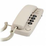 Проводной телефон RITMIX RT-100 Ivory