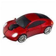 Мышь CBR MF500 Lazaro Red USB