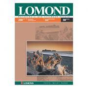 Бумага A4 LOMOND матовая 230 г/м, 50 листов (0102016)