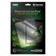 Пленка защитная для iPad2/3/4, глянцевая, Defender iFilm2 (16304)