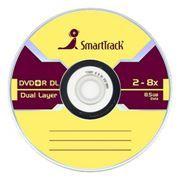 Диск DVD+R SmartTrack 8,5 Gb 8x DL, Bulk 100шт