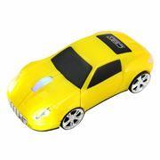 Мышь CBR MF500 Lambo Yellow USB