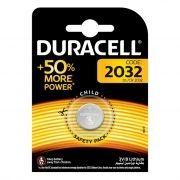 Батарейка CR2032 Duracell, 1 шт, блистер