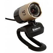 Веб-камера Defender G-lens 2577 HD720p, 2 MP (63177)