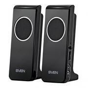 Колонки SVEN 314, питание от USB, черные