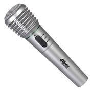 Микрофон RITMIX RWM-100, титан, беспроводной