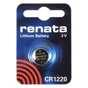 Батарейка CR1220 Renata, 1 шт, блистер