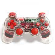 Геймпад DIALOG GP-A17EL USB/PS3, подсветка, красный