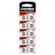 Батарейка Camelion G8 391A/LR1120/191 1.5V, 10 шт, блистер