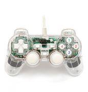 Геймпад DIALOG GP-A11EL USB, подсветка, белый