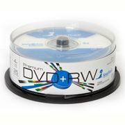 Диск DVD+RW SMARTTRACK 4,7 Gb 4x, Cake Box, 25шт