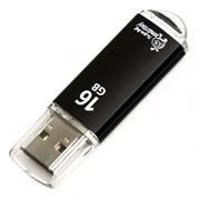 16Gb SmartBuy V-Cut Black (SB16GBVC-K)