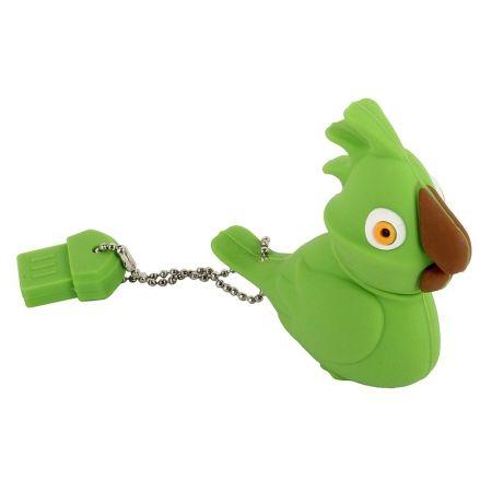 4Gb Iconik Попугай зеленый (RB-PARRG-4GB)