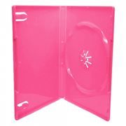 BOX 1 DVD 14mm, розовый, глянцевая пленка